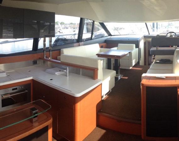 Onboardkurs  Motoryacht